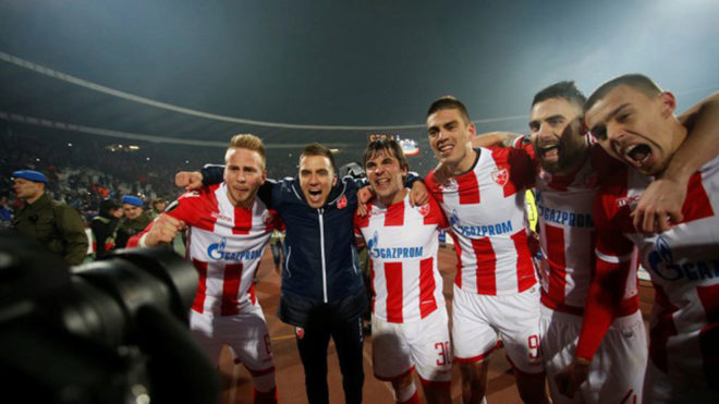 Red Star end 26-year wait to advance in Europe
