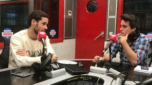 Mario Suárez se ha pasado por los estudios de Radio MARCA