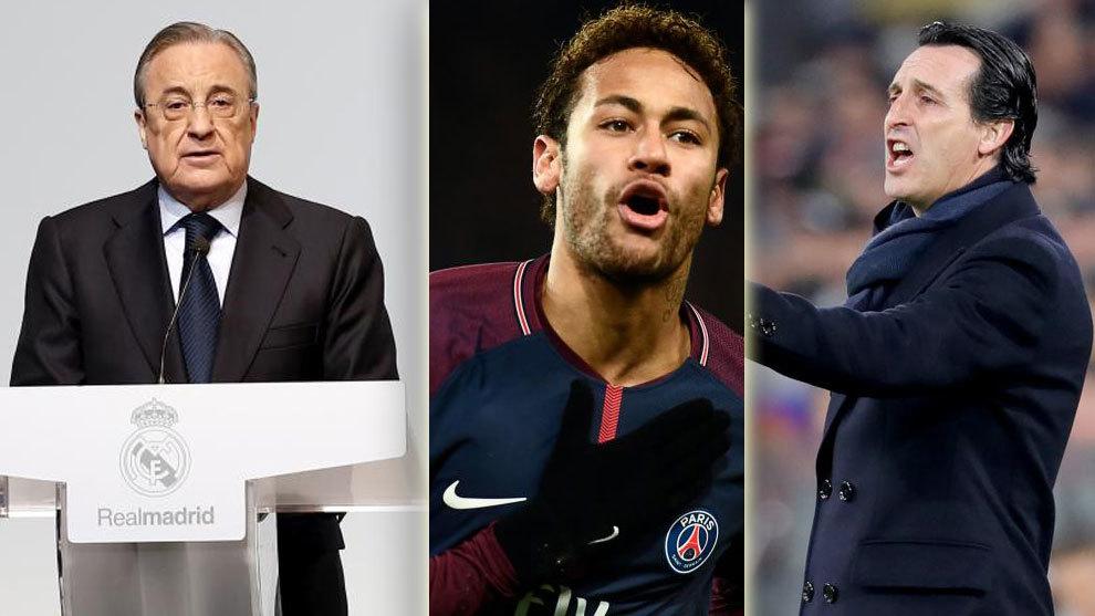 Emery Peresning Neymar borasidagi fikriga javob qaytardi