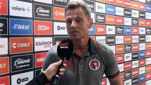 """Diego Cocca: """" La presión nos la ponemos nosotros mismos"""""""