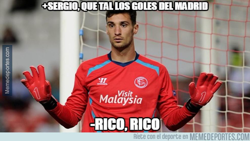 Real Madrid vs Sevilla: The memes as Real Madrid plunder ...