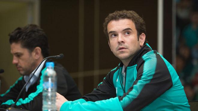 José Riestra, vicepresidente de Santos Laguna