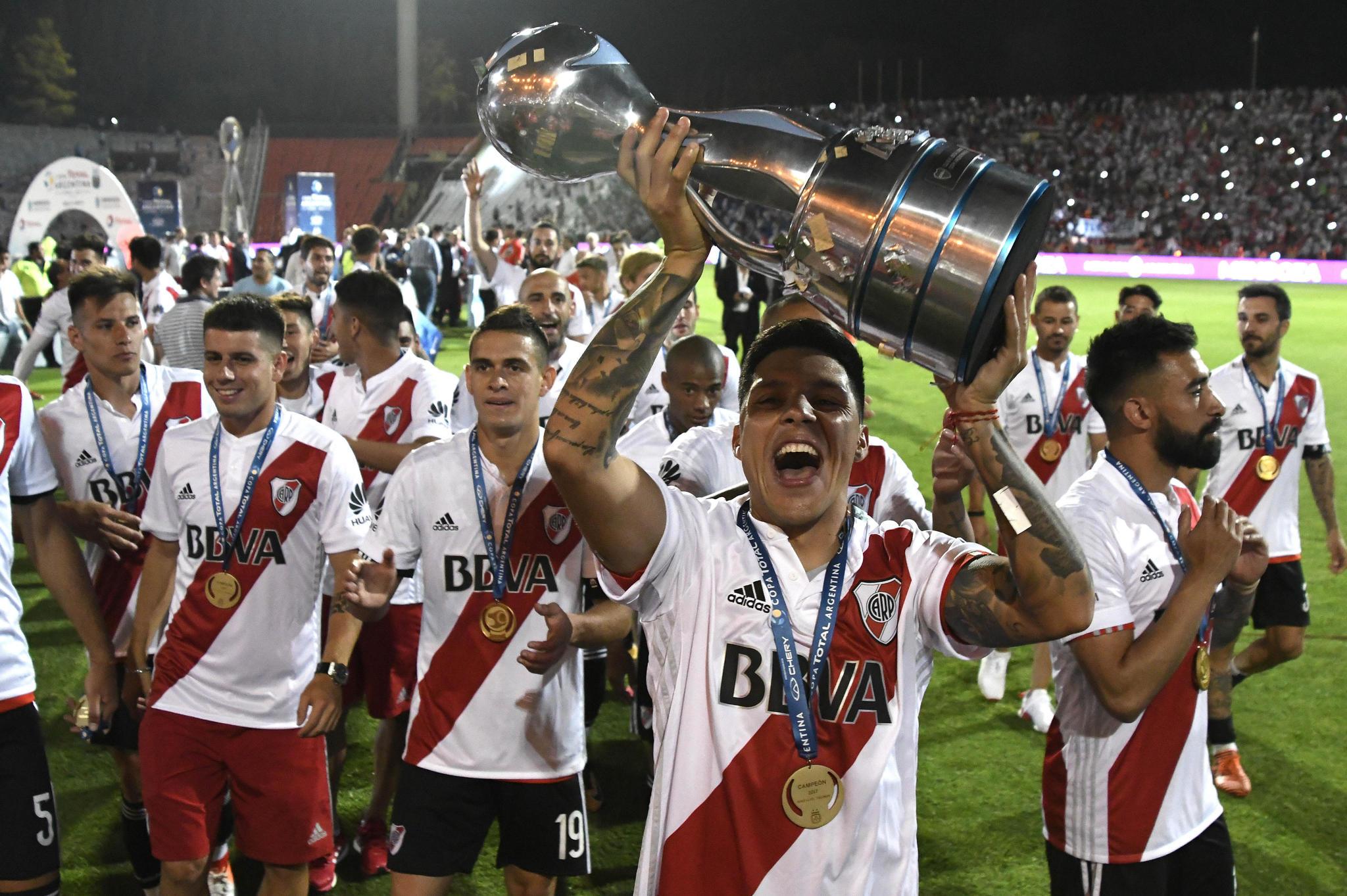 River Plate se lleva la Copa Argentina | Marca com