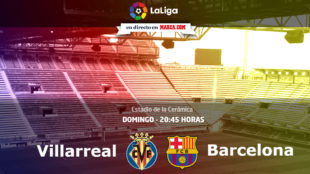 Villarreal v Barcelona: Tough test for the leaders