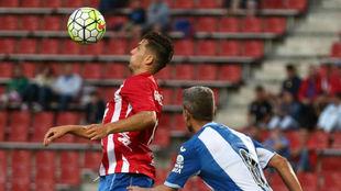 El Girona y el Espanyol se enfrentan en un encuentro de pretemporada