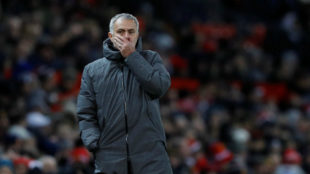 Mourinho's special record Sunday home run comes to an end