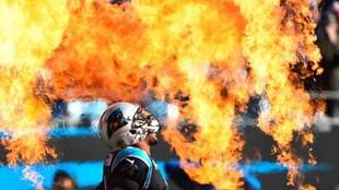 Cam Newton, estrella de los Panthers y el <strong><a...