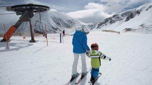 El novedoso seguro SPAINSNOW ampara todos los deportes de nieve y...