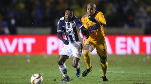 Monterrey y Tigres fueron lo mejor del 2017 en el fútbol mexicano.