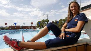 Jessica Vall es la mejor baza española en los Europeos
