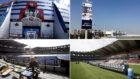 Imágenes del estadio del Jeque Zayed