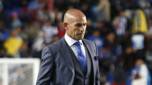 Paco Jémez, puede ser el próximo entrenador de la UD Las Palmas.
