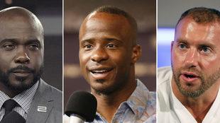 La NFL Network suspende a tres comentaristas.