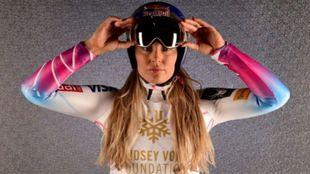 Lindsey Vonn, embajadora de los próximos Juegos Olímpicos
