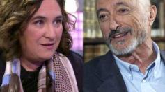 Ada Colau/Arturo Pérez-Reverte