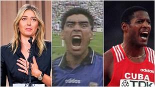 Sharapova, Maradona y Sotomayor, tres positivos explicados de...