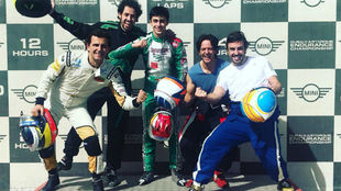 Fernando Alonso y Pedro de la Rosa preparan la Copa de Naciones de...