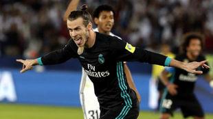 Bale celebra su tanto
