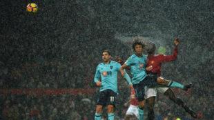 Lukaku marca el 1-0.