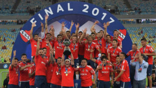 Independiente deja a Vinicius sin Copa Sudamericana