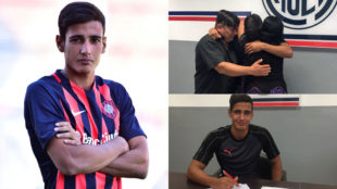 How Elias Pereyra beat cancer to secure a professional contract