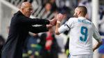 La fe inquebrantable de Zidane en Benzema