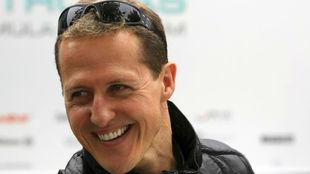 Michael Schumacher, heptacampeón de F1