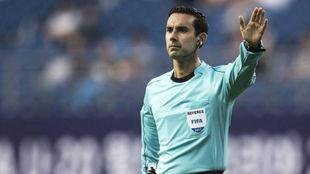 César Ramos será el árbitro de la final del Mundial de Clubes