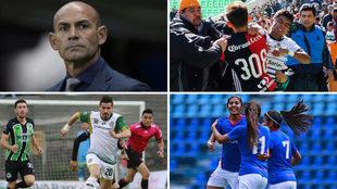 Algunas de las polémicas del fútbol mexicano