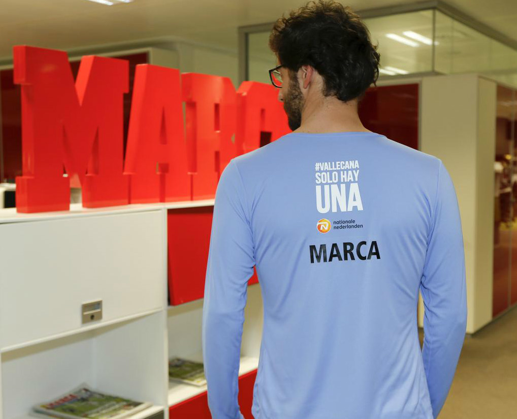 San silvestre vallecana 2017 la camiseta de la nationale for Nationale nederlanden oficinas