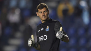Casillas to make the jump to MLS?