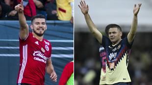 Henry Martin y Pablo Aguilar.