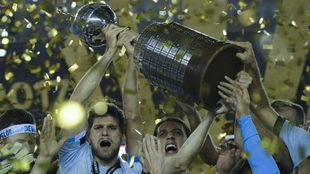 Gremio, último campeón de la Copa Libertadores.