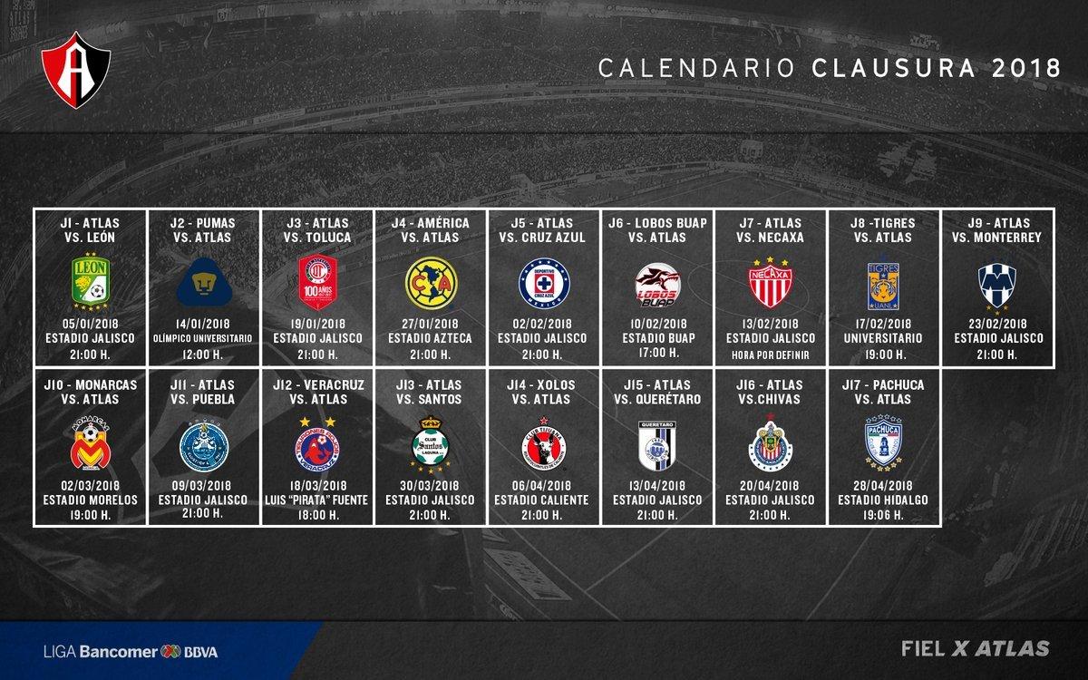 Liga Mx Apertura 2018 El Clausura 2018 Define El Descenso