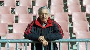 Felipe Mesones, en una fotografía del año 2000 en su etapa del...