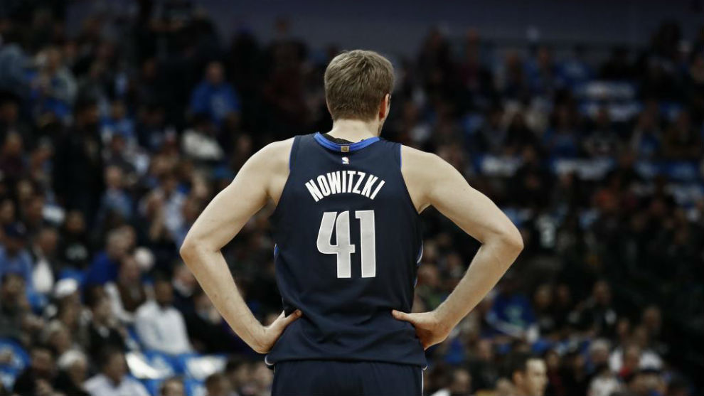 Dirk Nowitzki podría cumplir 21 temporadas en la NBA