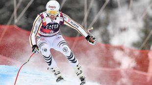 Ferstl ha superado a los austriacos Max Franz y Matthias Mayer,...