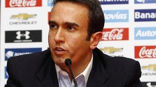 El Presidente Deportivo de Toluca habló en exclusiva con Radio Marca...