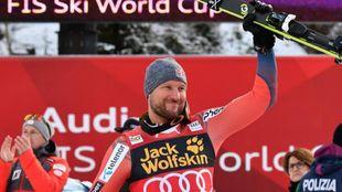 En su sexta carrera del año, Aksel Lund Svindal ha conseguido su...