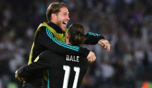 Bale left on the Real bench for Club World Cup final