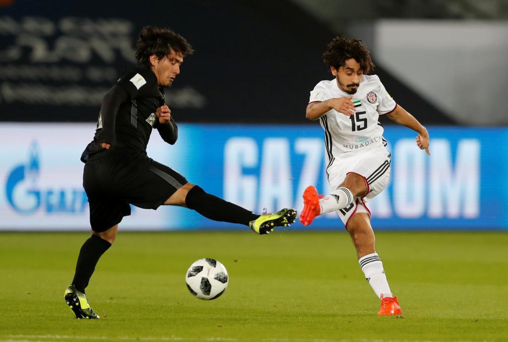 Así fue el empate de Al Jazira.