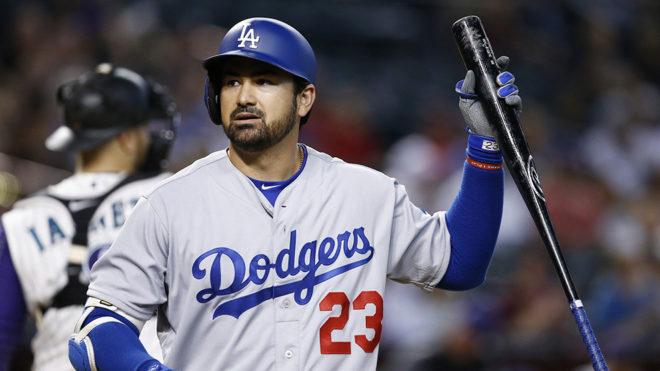 MLB - Beisbol: Adrián González es intercambiado por los Dodgers a los  Braves de Atlanta | MARCA Claro México