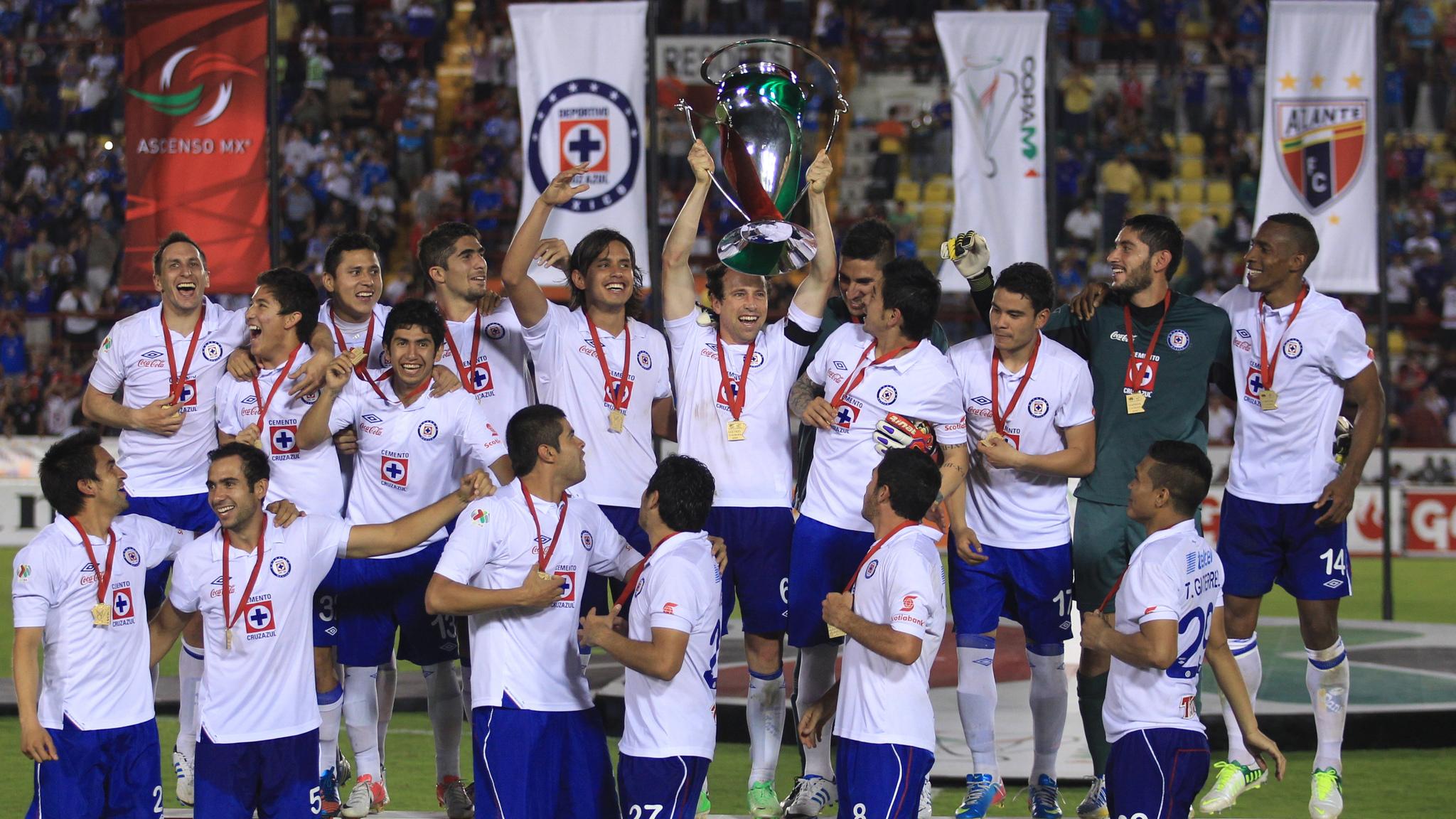 19a86622aa5 Liga Mx  Las 50 cosas que han pasado en el Cruz Azul desde su último ...
