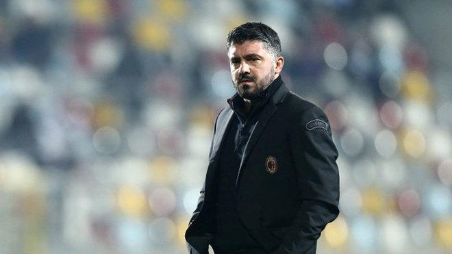 gennaro gattuso milan manager 2017