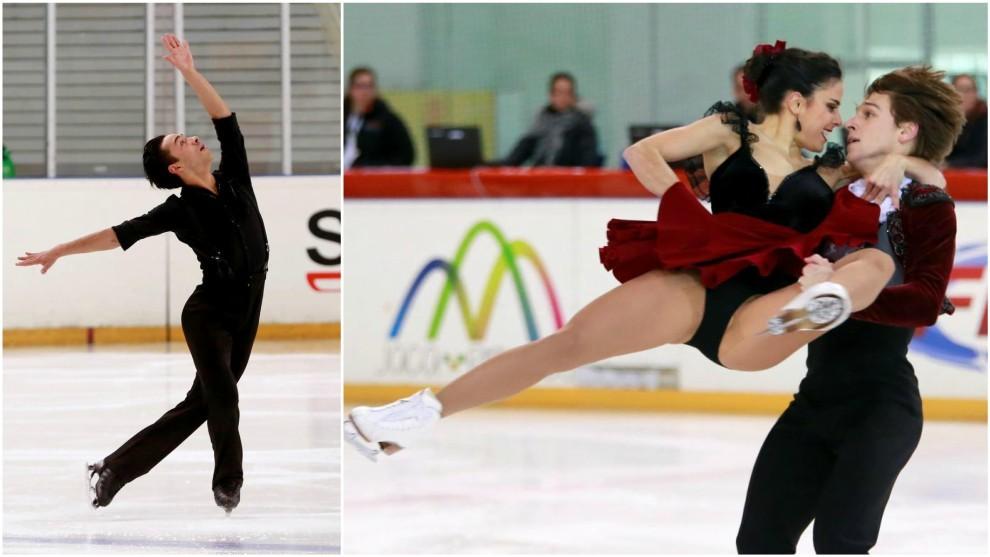 Felipe Montoya y Sara y Kirill