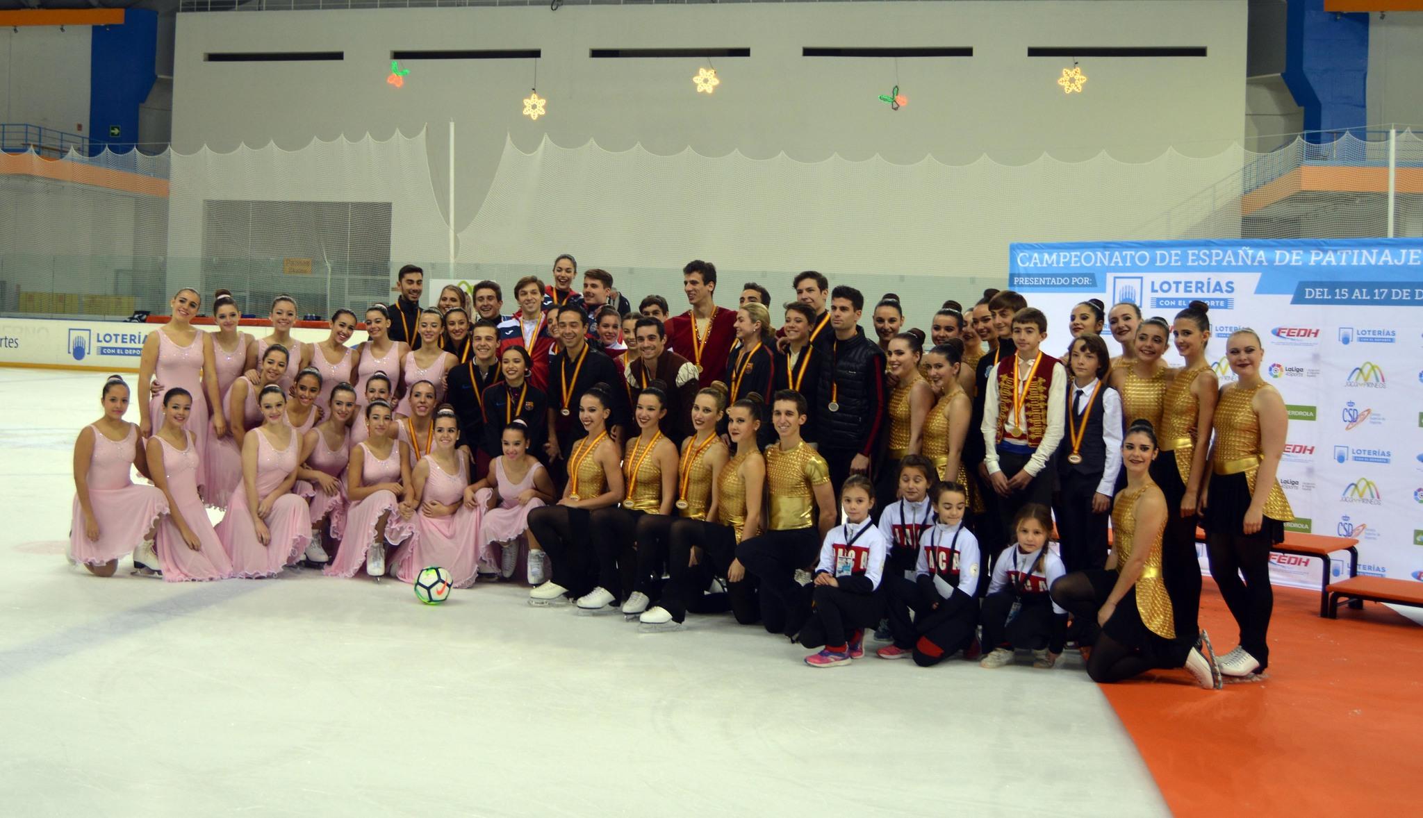 Todos los medallistas