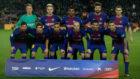 El once del Barça ante el Deportivo