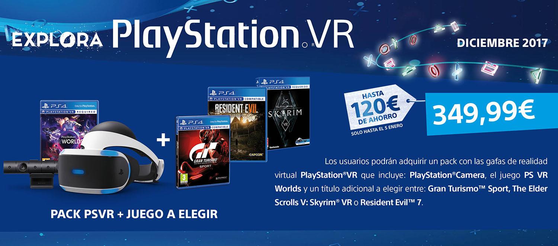 Quieres Dar El Salto A La Rv Esta Oferta De Playstation Vr Te Puede