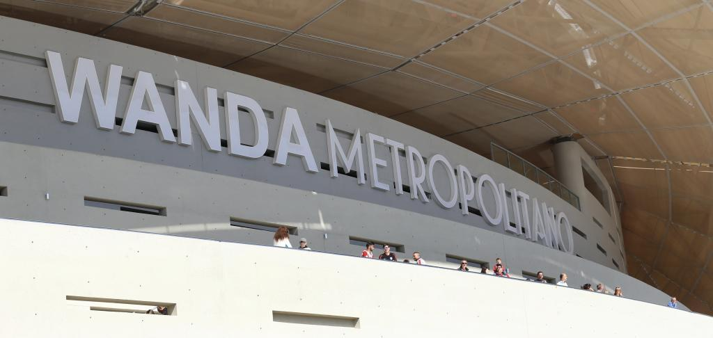 atlético madrid stadium