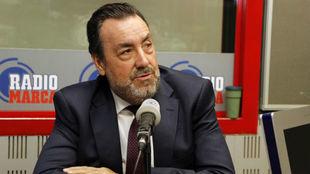 Miguel Carballeda, presidente del Comité Paralímpico Español